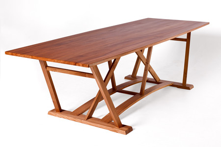 Refectory Table by Anna Childs and John Thatcher