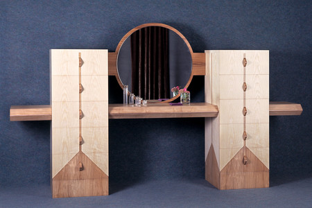 Andrea's Dressing Table by Robert Ingham